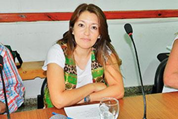 Vice Presidente Segundo Andrea del C Demur