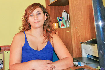 Secretaria Parlamentaria María Carolina Vidal