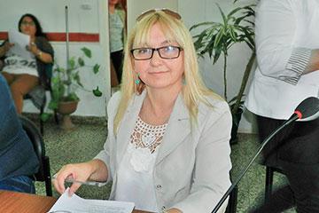 Concejal Daniela Stagnaro