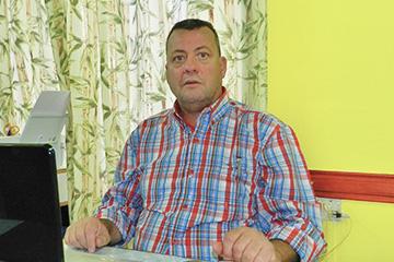 Concejal Saúl Marino Rodríguez